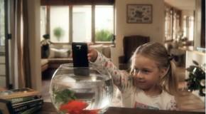 Samsung Galaxy S2 – campanha na TV