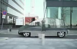 Mercedes-Benz B-Class F-CELL – A Mercedes Invisível!