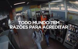 Câmeras de segurança estão flagrando as boas ações – Coca Cola